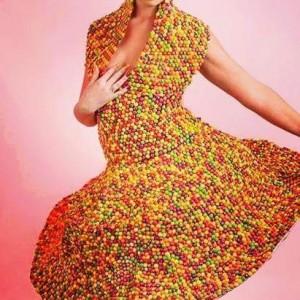 Skittle Dress!