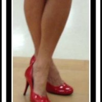 19. It's All About the Red Shoes…